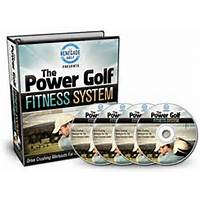 The power golf fitness system secret codes