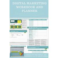 The practical digital marketing planner and workbook guides