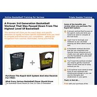 The rapid skill system proven college basketball workout promotional codes