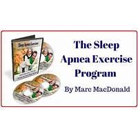 Buying the sleep apnea exercise program