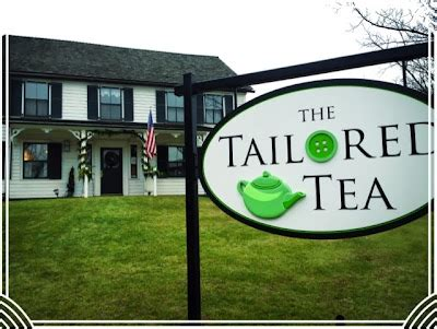 The tailored tea Image