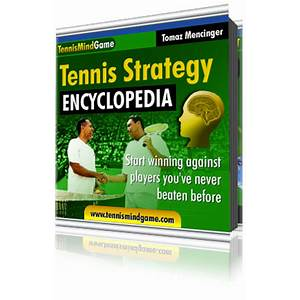 The tennis strategy encyclopedia ebook from beginner to expert tennis tactics tips