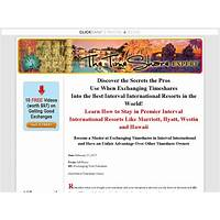 The timeshare exchange bible interval international edition that works