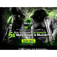 The ultimate b l a s t 5 muscle science system immediately