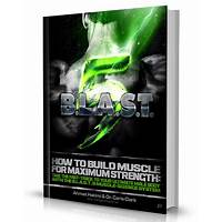 Cash back for the ultimate b l a s t 5 muscle science system