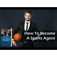 The ultimate guide on how to become a sports agent discount