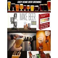 Compare the ultimate home brewers recipe book, 641 home brew recipes