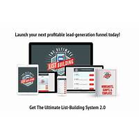 Free tutorial the ultimate list building system