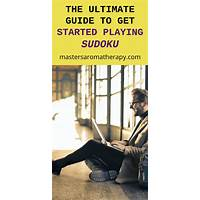 Cheap the ultimate sudoku guide