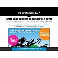 The unhooked method manual bidding case study for facebook ads secret code