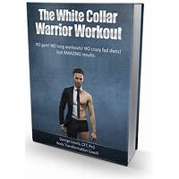 Coupon for the white collar warrior bodyweight workout system