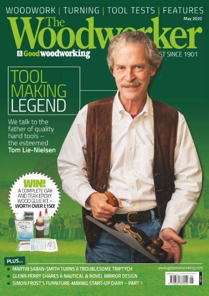 The woodworker woodturner magazine Image