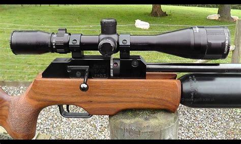 Theoben Rapid 7 Review Air Rifles
