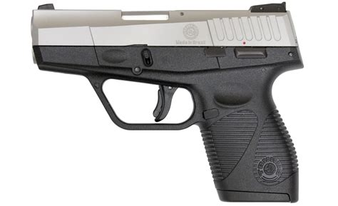Thin 40 Cal Concealed Carry Handguns