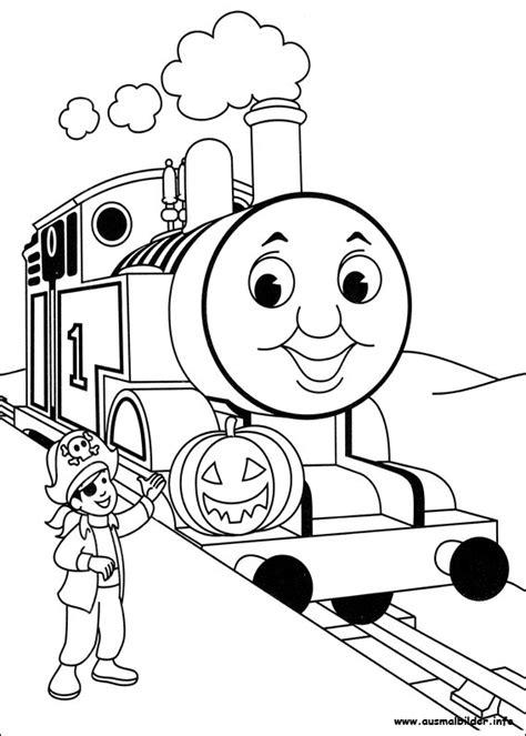 Thomas Und Seine Freunde Malvorlagen Zum Drucken
