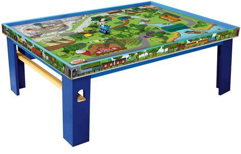 Thomas wooden railway table Image
