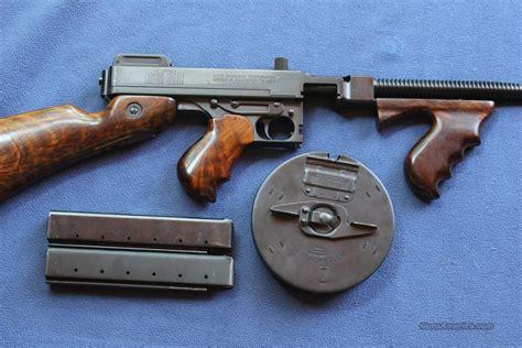 Thompson Tommy Gun Stock