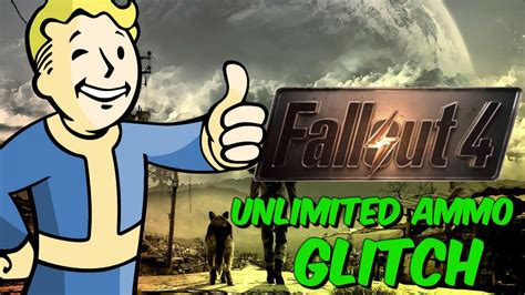 Thoughts On Infinite Ammo Fallout 4