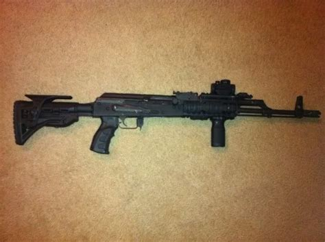 Thoughts On Tapco T6 Intrafuse Ak Stock Ar15 Com