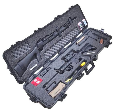 Three Rifle Case