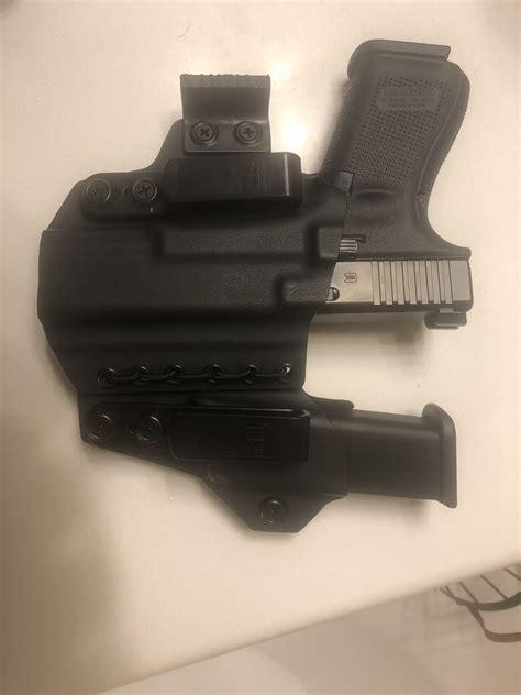 Tier 1 Concealed Axis Slim Glock 17