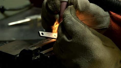 Tig Welding Steel Gunsmithing