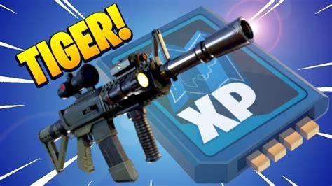 Tiger Assault Rifle Fortnite