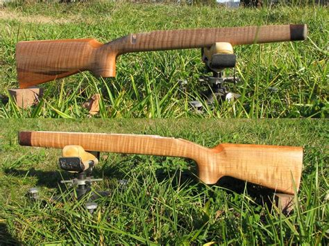 Tiger Maple Rifle Stock Blanks