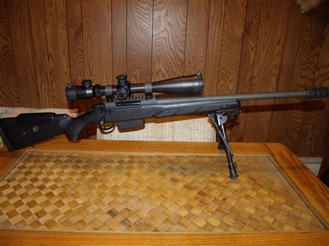 Tikka 308 Tactical Rifle For Sale