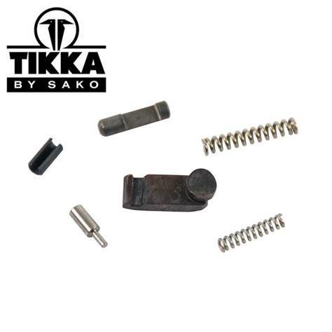 Tikka T3 Bolt Parts