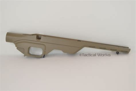 Tikka T3 Chassis System Tikka T3 Tactical Works Inc