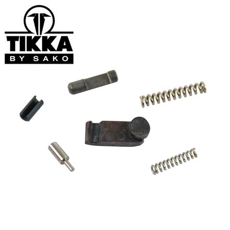 Tikka T3 Spare Bolt Parts