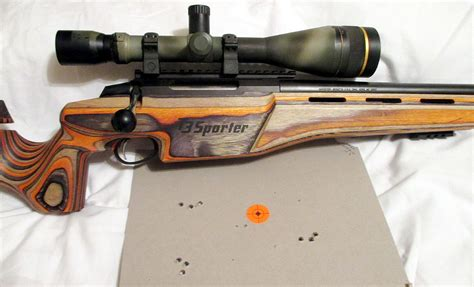 Tikka T3 Sporter Sniper Central