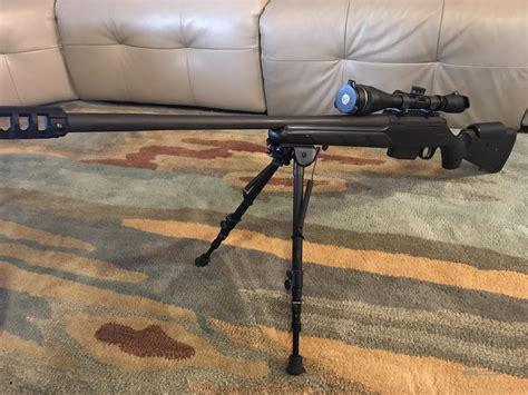 Tikka T3 Tactical Rifle Bipod