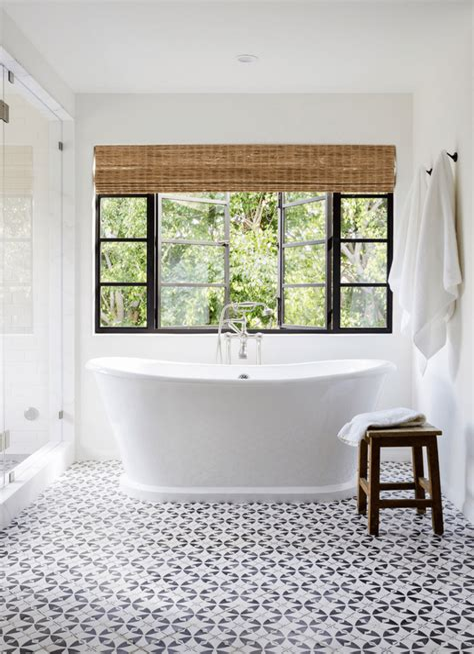Tile Bathroom Floor Ideas