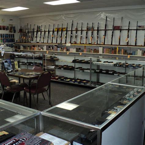 Gun-Store Tilfords Gun Store.