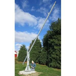 Tilt tower crank tower wind turbine tower antenna mast tower plans mast towers antenna tower tilt up tower technique