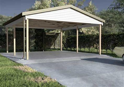 Timber carport plans nz Image