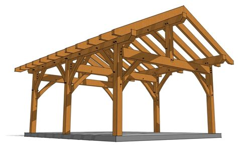 Timber garage plans Image