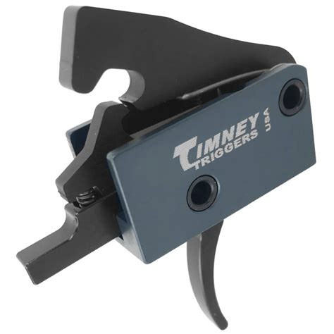 TIMNEY AR-15 DROP-IN TRIGGER MODULE SOLID SHOE Brownells