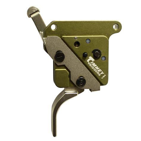 Timney Elite Hunter Remington 700 Triggers Remington 700 Trigger Right Hand Nickel Plated