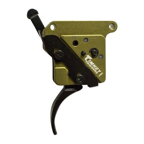 Timney Elite Hunter Remington 700 Triggers Remington 700 Trigger Right Hand Straight Black