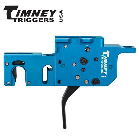 Timney Ruger Precision Rimfire 2stage Triggers Ruger Precision Straight Trigger 2stage 8oz1lb