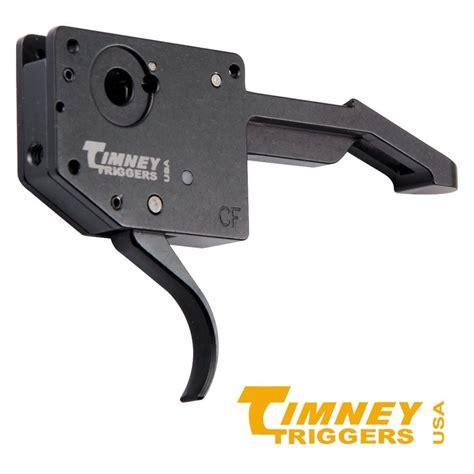 Timney Trigger - Remington 700 W Safety - Sniper Central
