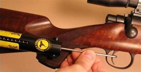 Timney Triggers Tension Scale Trigger