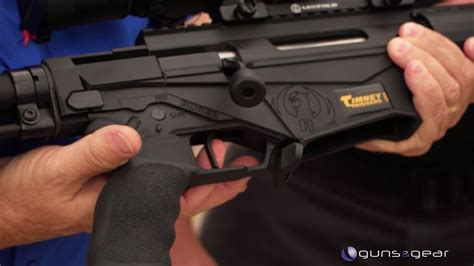 Timney Triggers Twostage Trigger For Ruger S Precision Rifle Guns Gear S9 E4