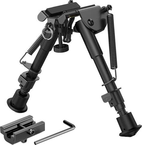 Tiptop Tactical Rifle Bipod Quicklock Ez Pivot