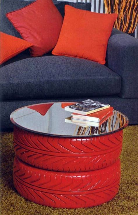 tire furniture diy Image