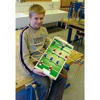 Tischfussball kicker technik methods