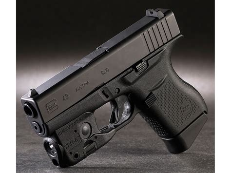 Tlr 6 Glock 43 And Chest Holster Glock 43